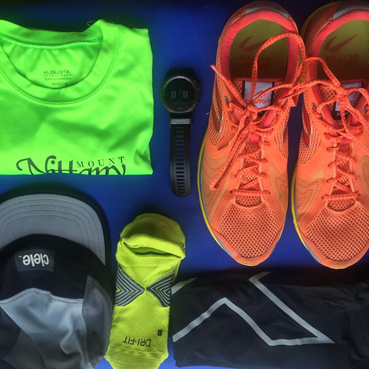 Race Recap – Egg Hill 10 miler2016